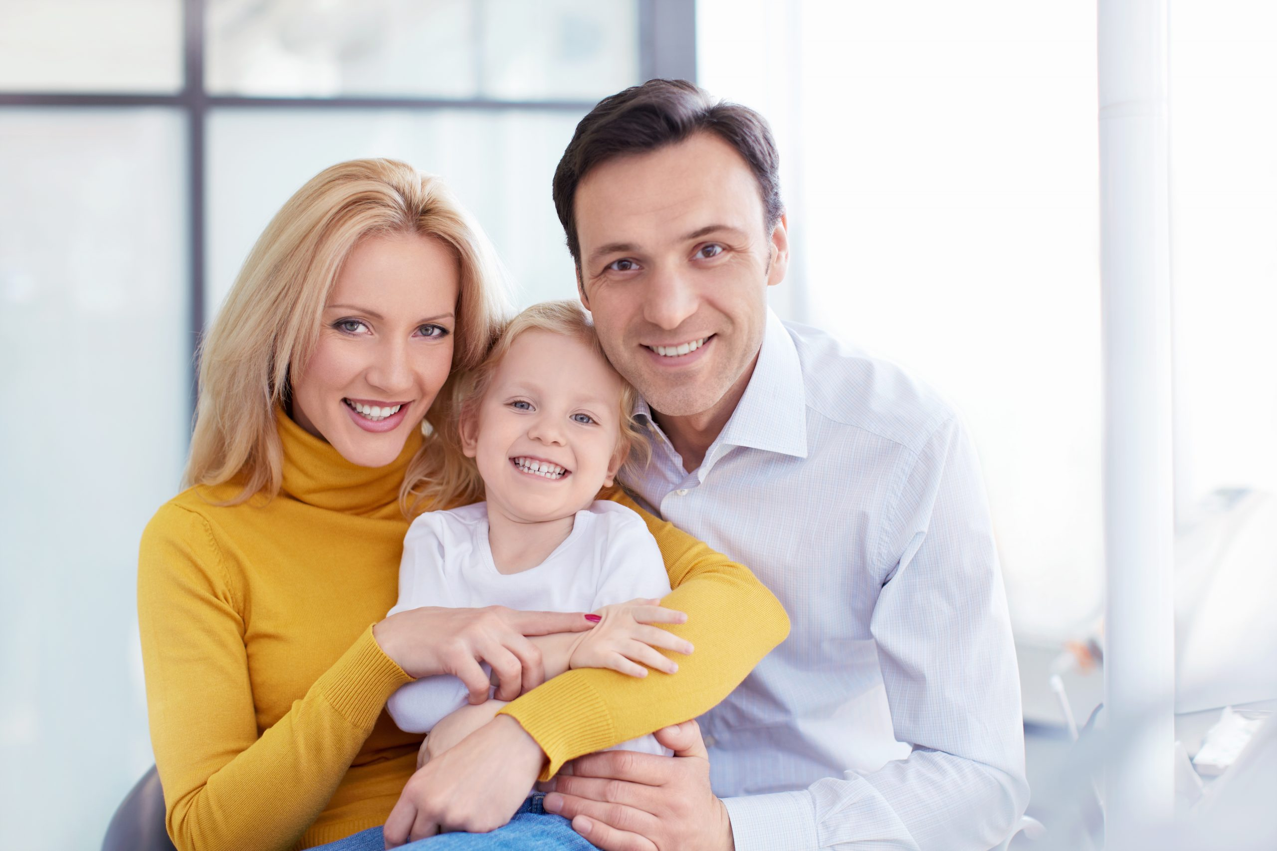 Happy dallas texas family after receiving holistic medical treatment