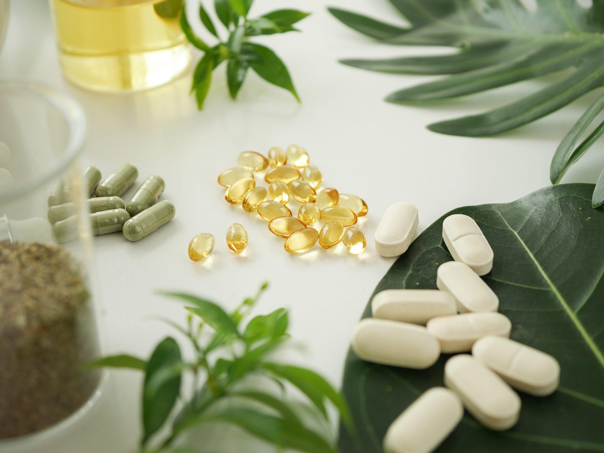 Natural herbal and holistic medicine