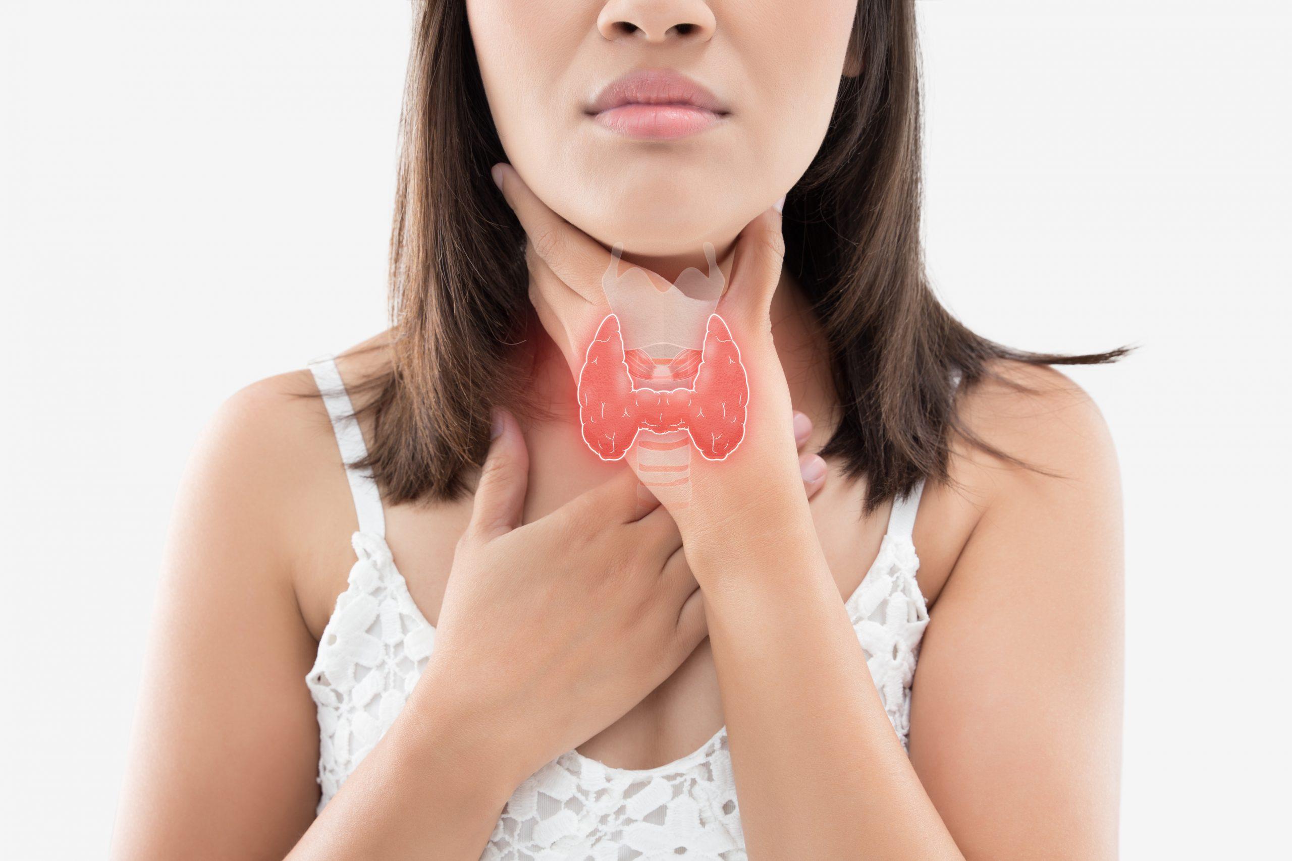 Thyroid gland disease holistic treatment